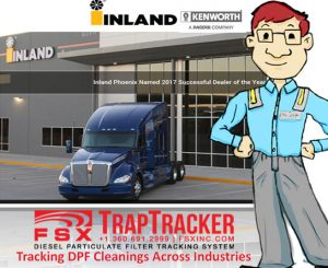 FSX TrapTracker Deployed At Inland Kenworth Carson, North American Giant in Dealeship of High Quality HD Trucks